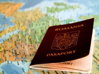 Fără ştampile în paşapoarte
