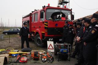 Pompierii români au încheiat cu bine misiunea din Republica Moldova