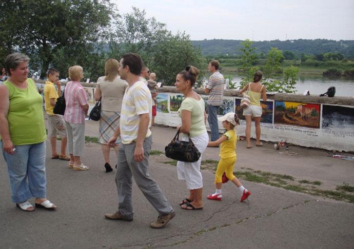 Lecţii de istorie în culori la Soroca