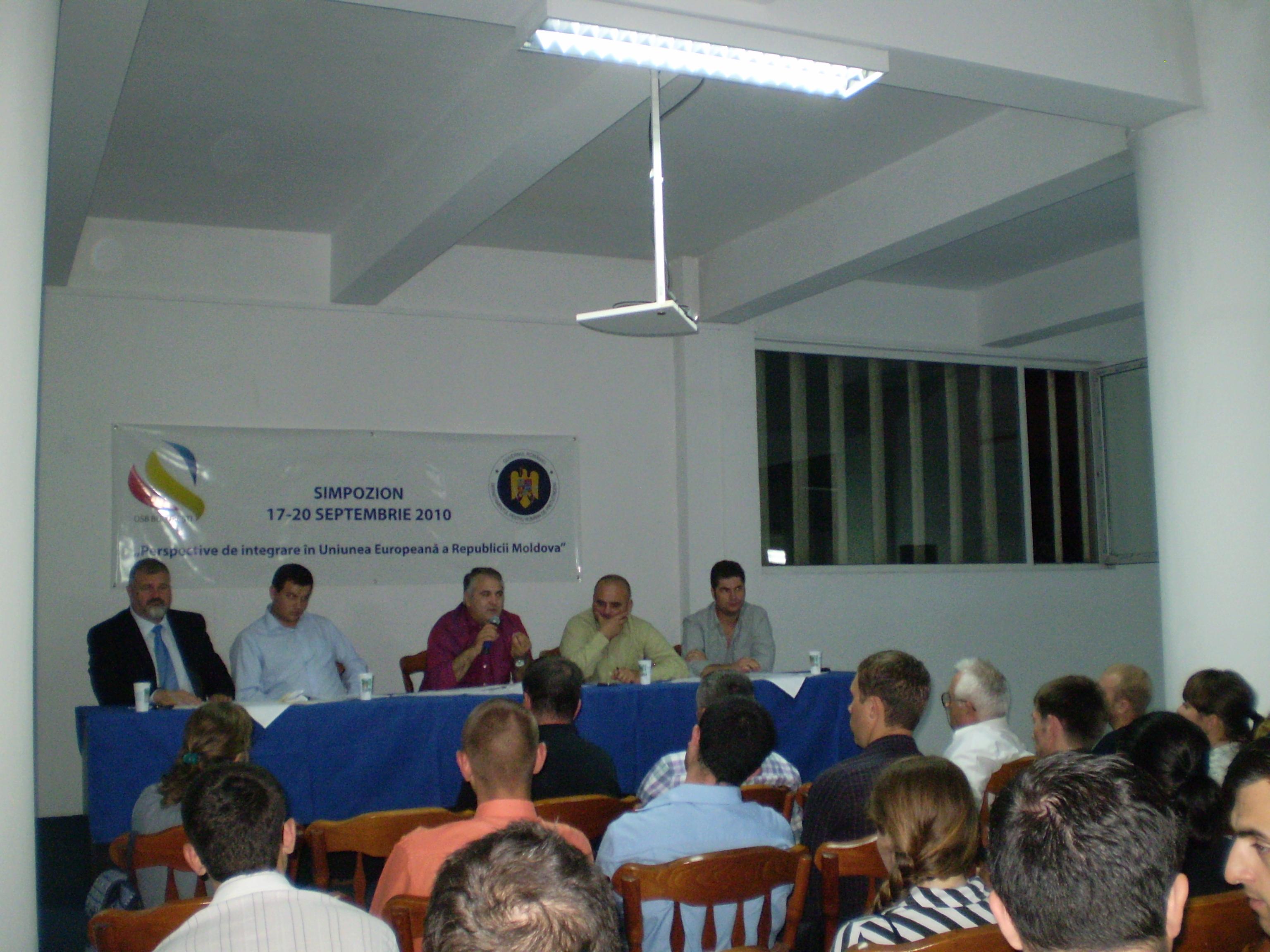 Perspectivele de (ne)Integrare europeană ale Republicii Moldova…