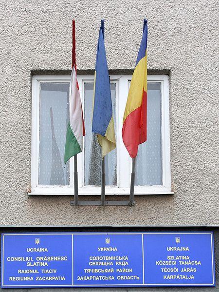 Românii din Transcarpatia vor consulat în localitatea Solotvino