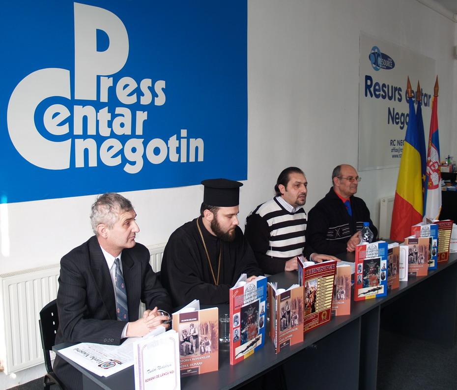 """Lansarea ,,Istoriei românilor din sudul Dunării"""""""