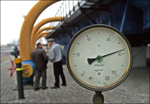Moldova datorează 2,5 miliarde de dolari Gazpromului