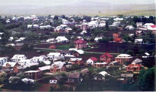 Voloca, satul rochiilor de mireasă