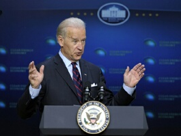 Presa internaţională comentează vizita vicepreşedintelui Biden în Moldova