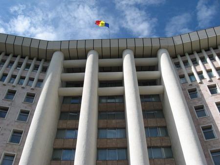 Victor Ponta în vizită la Chişinău