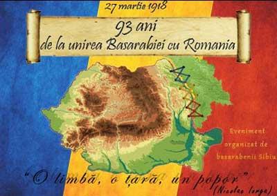 93 de ani de la Unire marcați la Sibiu