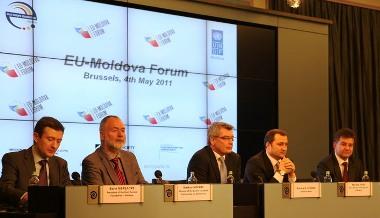 Forumul UE – Moldova a fost lansat ieri la Bruxelles