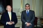 Dimplomaţia română face lobby pentru Chişinău la Londra