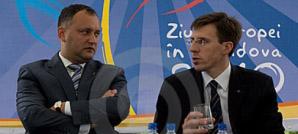 Constantin Tănase: Chirtoacă şi Dodon: teze şi antiteze electorale…