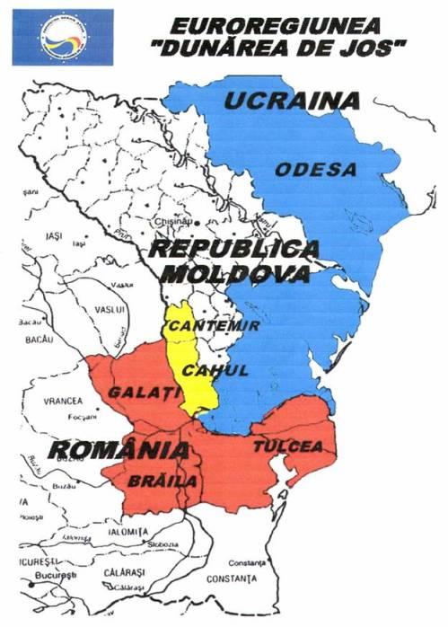 Cahul şi Galaţi lansează proiecte de promovare a cooperării euroregionale la Dunărea de Jos