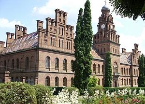 Clădirea Universităţii din Cernăuţi a fost inclusă în Patrimoniul Mondial UNESCO