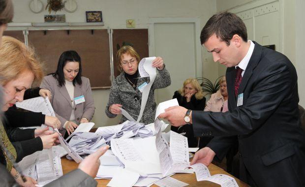 Iurie Ciocan: 70-75% dintre voturile din mun. Chişinău au fost procesate