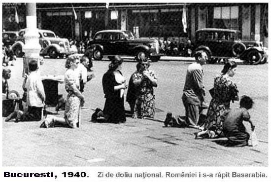 Flash-mob la Chişinău: 28 iunie 1940 – Ziua Ocupaţiei Sovietice