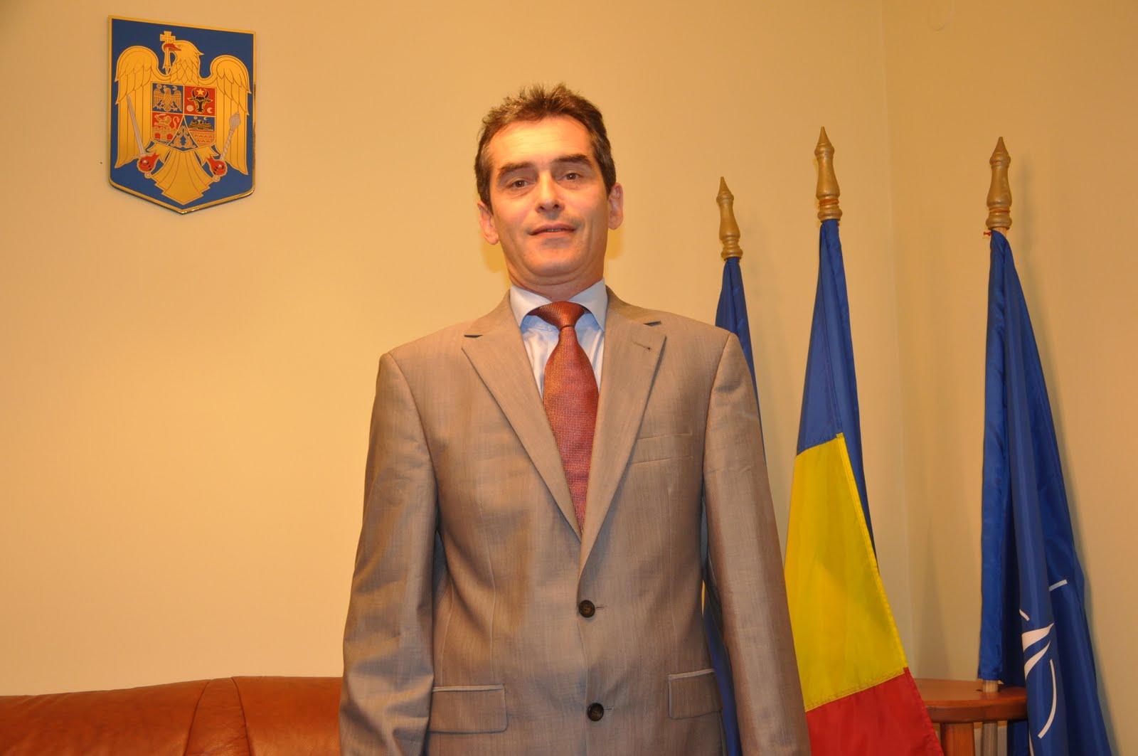 Călin Cămărăşan, noul consul general român de la Jula
