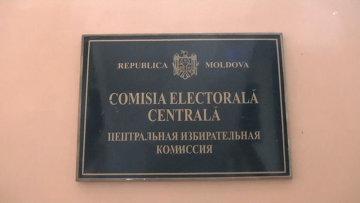 Candidaţii la alegerile locale dau socoteală Comisiei Electorale Centrale