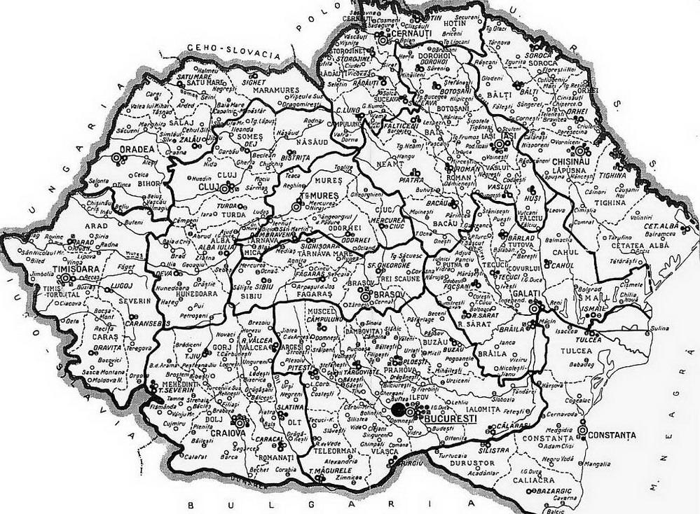 """Geopolitica """"spaţiului de securitate"""" al României"""