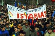 Ies în stradă pentru Istoria românilor