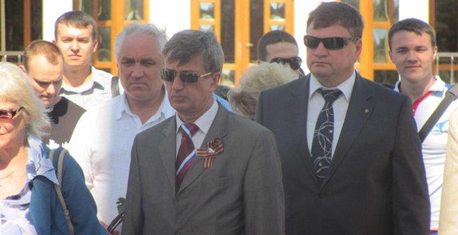 Voronin, Lupu şi Kuzmin sărbătoresc a doua ocupaţie sovietică