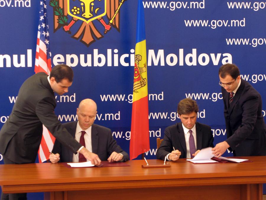 Acordul de asistenţă dintre Guvernul SUA şi Guvernul R. Moldova a fost amendat