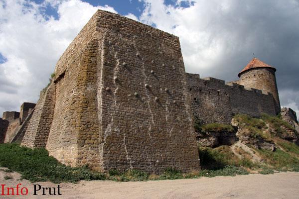 """Cetatea Albă în concursul """"7 minuni ale Ucrainei"""""""