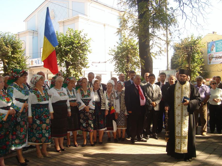 Limba noastră cea română, o manifestare de suflet la Cernăuţi