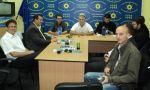 Liderii români din Timoc în dialog cu preşedintele Comisiei pentru românii de pretutindeni