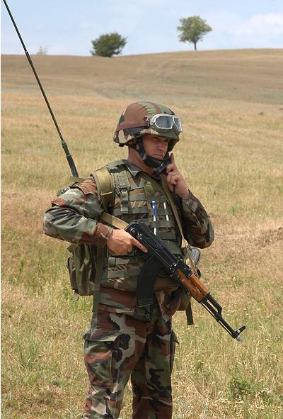 Transmisioniştii Armatei Naţionale vor fi antrenaţi de NATO