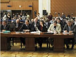 A fost inițiată procedura de alegere a șefului statului