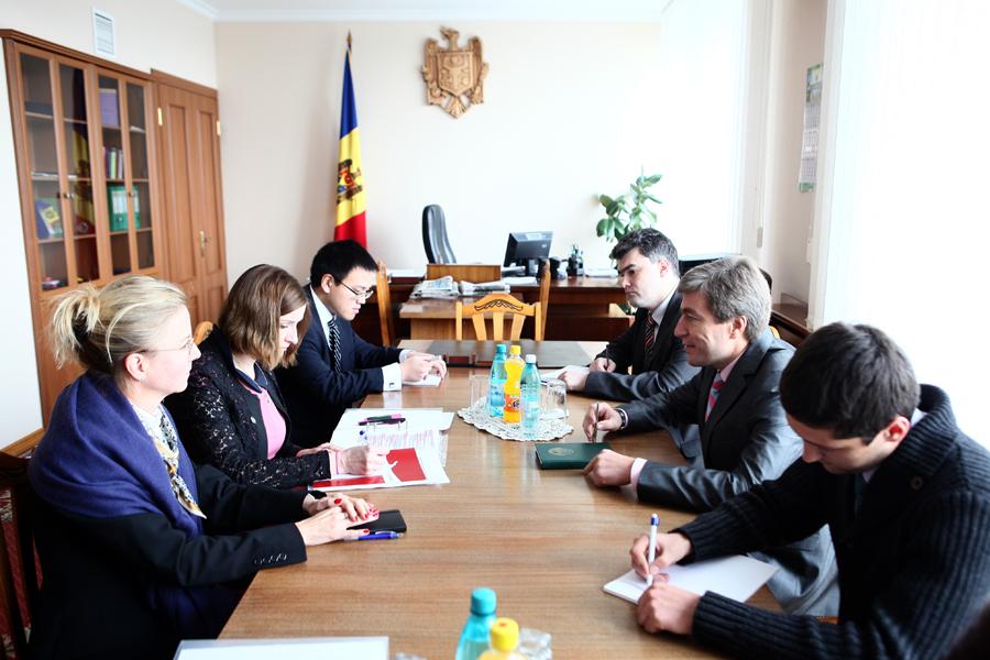 Reintegrarea țării – subiect inclus în agenda discuțiilor moldo-suedeze de la Chișinău