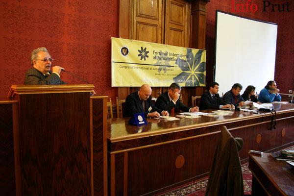 Jurnaliştii români din Ungaria şi Bulgaria, absenţi la Congresul de la Cernăuţi