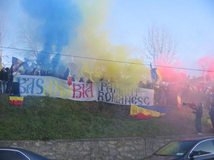 1 Decembrie la Alba Iulia şi Chişinău