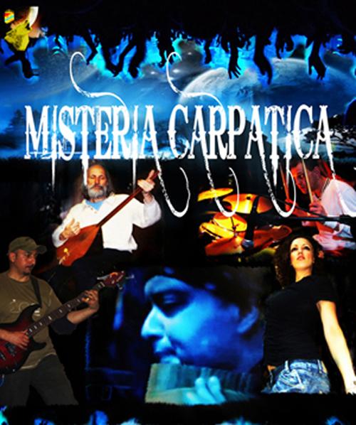 MISTERIA CARPATICA, concerte în Belgrad şi Ungaria