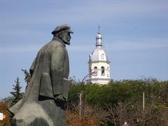 """Monument pentru """"statalitatea găgăuză"""""""