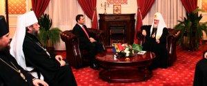 Kiril: Relaţia dintre Stat şi Biserică este la un nivel înalt în Rep. Moldova