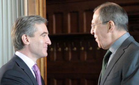 Află care sunt rezultatele întrevederii dintre Leancă şi Lavrov