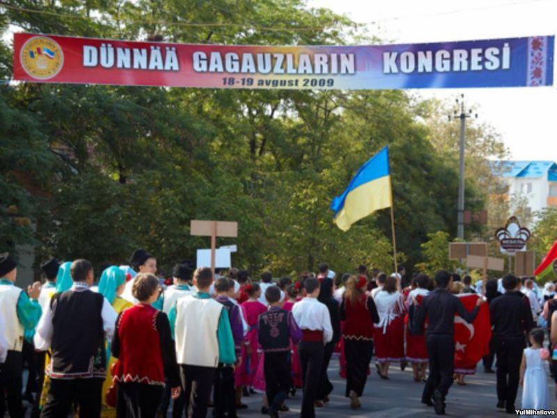 Comratul va găzdui Congresul mondial al găgăuzilor