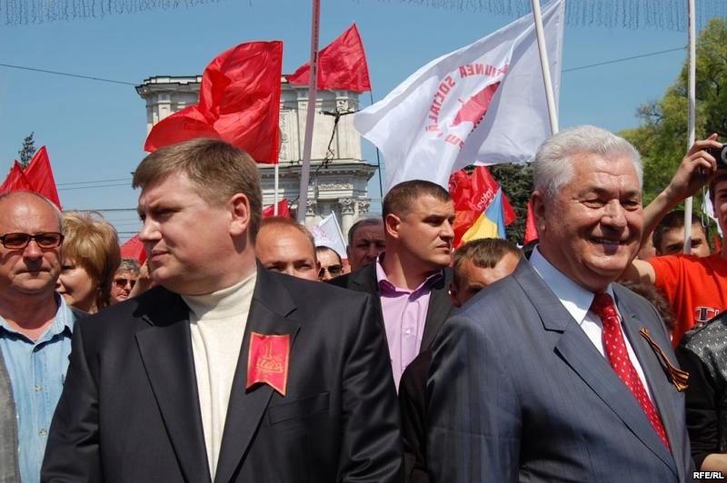 Comuniștii transnistreni și PCRM vor președinția regiunii separatiste