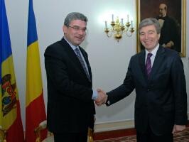 Viceprim-ministrul Eugen Carpov a efectuat o vizită la Bucureşti