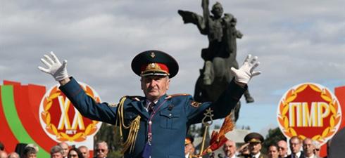 Rusia rămâne prima opţiune pentru Transnistria