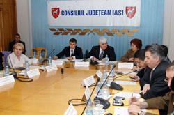 Drumul Iaşi – Cristeşti va fi refăcut în parteneriat cu raionul Ungheni