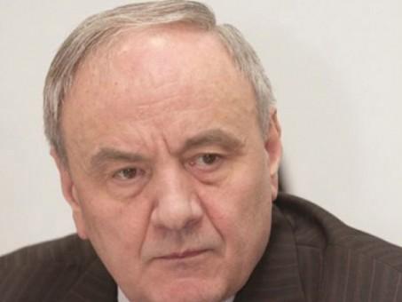 Primul discurs al lui Nicolae Timofti de la tribuna Parlamentului
