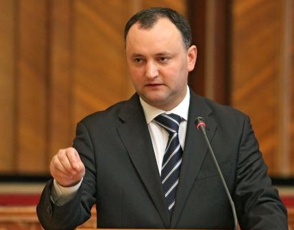 """Timofti va beneficia de susţinerea """"grupului Dodon"""""""