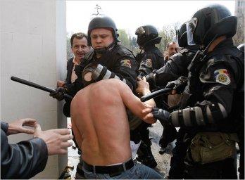 Victimă din aprilie 2009, cauză la CEDO