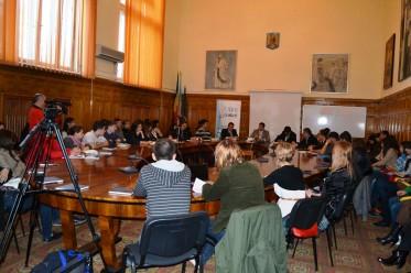 """Seminarul """"Informaţie – Mesaj – Atitudine"""" la Poiana Braşov"""