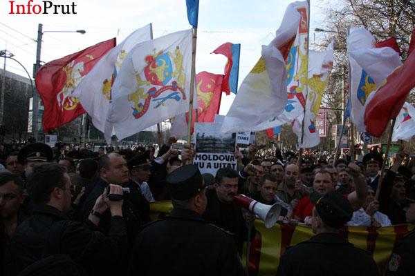 """Patrioţii Moldovei pregătesc ,,Marş de Doliu"""""""