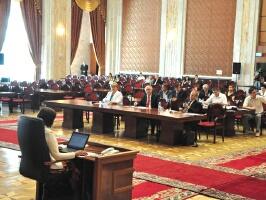 """Proiectul Strategiei Naţionale de Dezvoltare """"Moldova 2020"""" a provocat disensiuni în Legislativ"""