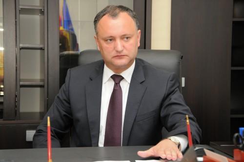 Igor Dodon s-a întâlnit la Moscova cu Serghei Narîșkin