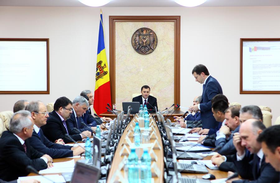 A fost aprobat Programul activităților de reintegrare a R. Moldova pe anul 2012