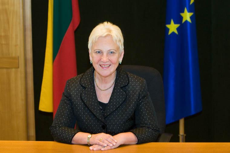 Irena Degutienė: Lituania îi acordă Moldovei perspectiva de membru al UE